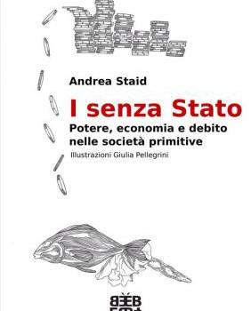 I senza stato - Staid copertina