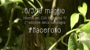 #MaceroNo