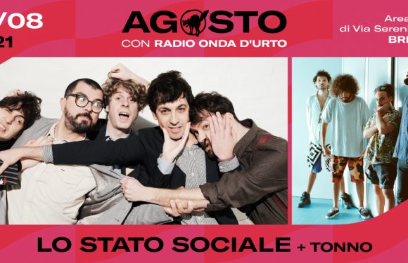 agosto con la radio 2021 – 19/8