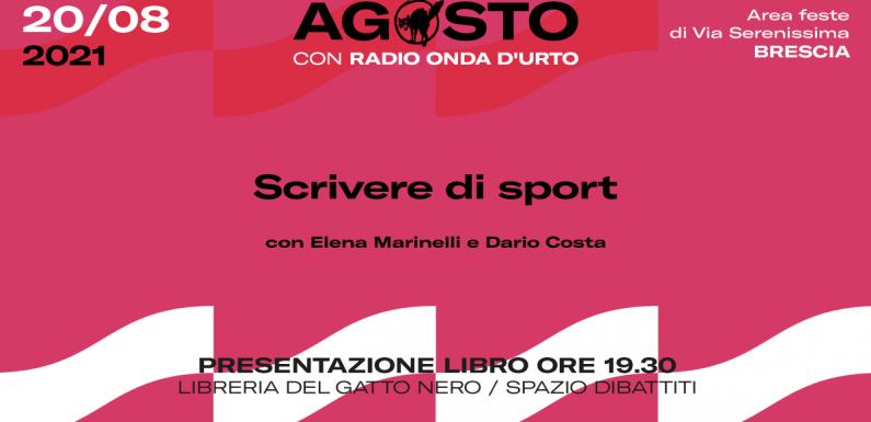 """Scrivere di sport – """"Steffi Graf. Passione e perfezione"""""""