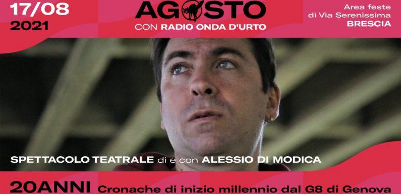 20 Anni Cronache di inizio millennio dal G8 di Genova