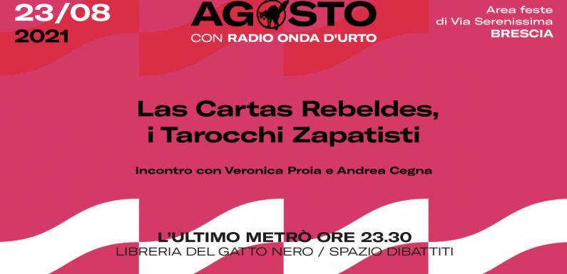 Las Cartas Rebeldes,i Tarocchi Zapatisti