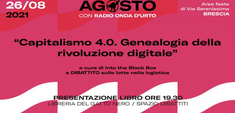 Capitalismo 4.0. Genealogia della risoluzione digitale