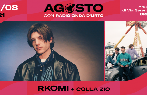 agosto con la radio 2021 – 28/8